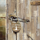 Long Barn - Barn Door