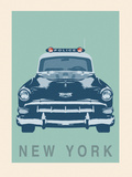 New York - Cop Car