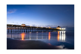 Pier Reflections I