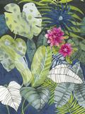 Leafy Jungle Giclée par Sandra Jacobs