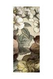 Earthtone Floral Panel III