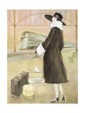 Vintage Lady II