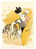 Louise Balthy - Folies Bergère