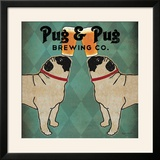 Pug and Pug Brewing Square