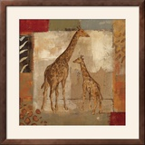 Animals on Safari IV
