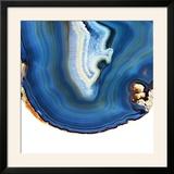 Cobalt Blue Agate A