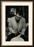 Joe Morello  Drummer with the Dave Brubeck Quartet  1950S