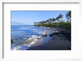 Mokapu Beach  Wailea  Maui  Hawaii