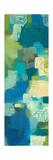 Turquoise Twist Panel II