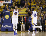 2017 NBA Finals - Game Five: Kevin Durant and Draymond Green