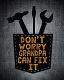 Don't Worry In Black