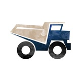 Truck With Paint Texture - Part I