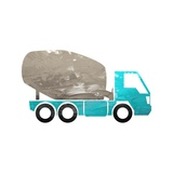 Truck With Paint Texture - Part IV