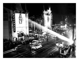 Grauman's Chinese Theatre Hollywood Blvd 1944