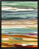 Color Splash 3 Tableau sur toile encadré par Tracy Hiner