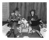 'The Thin Man' William Powell  Myrna Loy & Asta
