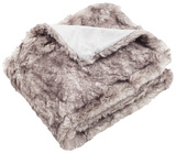 Mont Blanc Throw - Grey *