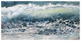 Shoreline study 11716 Reproduction d'art par Carole Malcolm