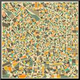 Milan Map