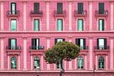 Dolce Vita Rome Collection - Pink Building Facade
