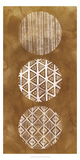 Tribal Pattern I Reproduction d'art par Grace Popp