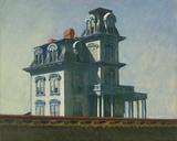 House by the Railroad, 1925 Giclée par Edward Hopper