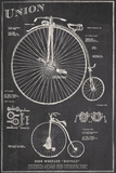 Antique Bicycles I