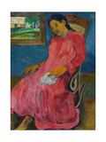 Faaturuma (Melancholic)  1891