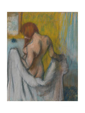 Woman with a Towel  1894 or 1898