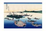 Tsukada Island in the Musashi Province  c1830