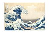 The Great Wave off Kanagawa  c1830