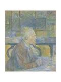 Portrait of Vincent van Gogh  1887