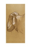 Study of an Arm  c1895-90