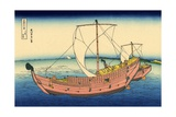 The Kazusa Sea Route  c1830