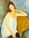 Jeanne Hébuterne (1898–1920)  1919