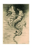 The Mermaid  c1880