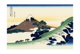 Inume Pass in the Kai Province  c1830