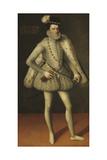 Prince Hercule-Francois  Duc d'Alencon  1572