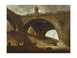 The Old Bridge  c1760