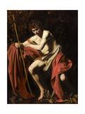 Saint John the Baptist in the Wilderness  1604-5