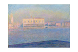 The Doge's Palace Seen from San Giorgio Maggiore  1908