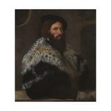 Portrait of Girolamo Fracastoro  c1528