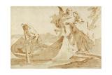 Flight into Egypt  1725-35