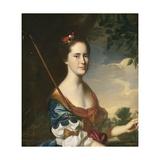 Elizabeth Gray Otis (Mrs Samuel Alleyne Otis)  c1764