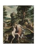 Venus and Adonis  c1585-90