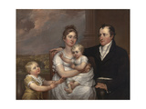 The Vernet Family  1806