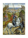St George and the Dragon  c1432/1435