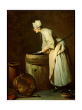 The Scullery Maid  1738