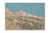 Mt Hood  1904