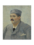 Portrait of Etienne-Lucien Martin  1887